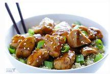 Healthy Recipes / by Karen Dessire