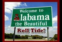 Alabama / by Cathy Smith