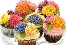 Cupcakes Too Beautiful to Eat  / by Melanie Hough