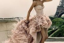 dresses! / by Natalie Okleshen