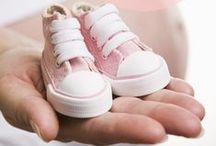 Baby Shower Ideas / by Crystal (www.crystalandcomp.com)