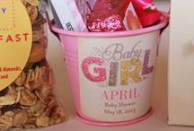Baby Shower Ideas / by April Golightly
