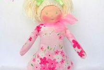 waldorf doll / by Galina Hristova