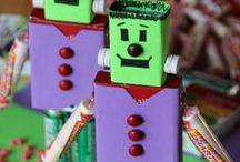 Cheap Halloween Crafts  / by Crystal (www.crystalandcomp.com)