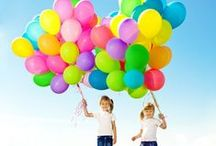 Kids Birthday Party #EviteParty / How to plan a fun birthday party on a budget for your kids.  / by Crystal (www.crystalandcomp.com)