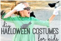 ADORABLE Costumes for Kids / Looking for the perfect Halloween costume for your little one this year? Here are the must have ideas!  / by Crystal (www.crystalandcomp.com)