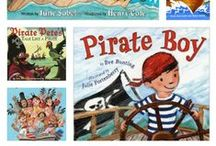 Pirate Activities for Kids / A collection of pirate activities for kids that is perfect for Talk Like a Pirate Day (National Pirate Day) September 19th.  / by Crystal (www.crystalandcomp.com)