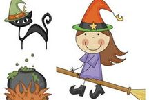 Room on the Broom Activities / Activities for kids that are perfect to do as you read the book Room on the Broom by Julia Donaldson.  / by Crystal (www.crystalandcomp.com)