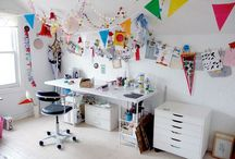 Workspace / by My Right Brain