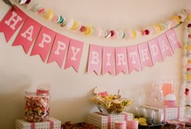 Kids Birthday Parties / by Jane