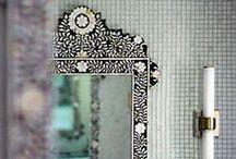 CLIENT: Bathroom Mirror / by My Right Brain