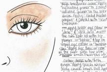 Talia Shobrook's Tips from Bridal Fashion Week / by Laura Mercier