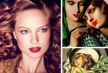 Art Deco Muse Collection / by Laura Mercier