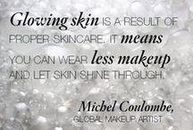 Michel's Beauty Tips / by Laura Mercier