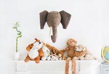nurseries & kiddos rooms / by Meagan Lamont