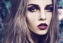 >> Shadow & Gloss / Glamourous, feminine, & fierce make-up. / by Katie Conway