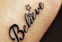 Cool Tattoos / by CreativeThreadz