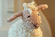 Knit One Purl Two / by Barbara Jean Ellis