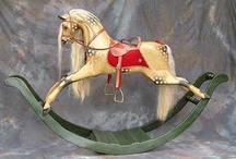 Toy Horses / by Barbara Jean Ellis