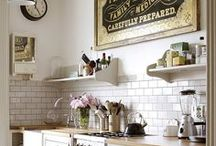 Kitchen / by Susan King Glosby