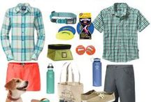 Dog Days / Everything you need for a day at the dog park / by Half-Moon Outfitters