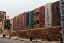 Libraries / by Jaye Robb Stechey