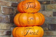 Fall into Halloween / by Shauna Biggs