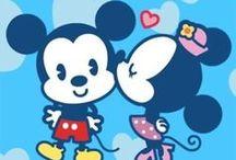 Disney  / by Kristen Parks