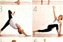 Health/Pilates/yoga / by Liz B
