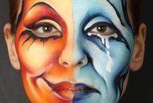 Make up / Body Art / by Sarah Batrawy