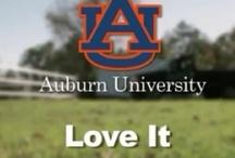 Auburn!! / by Jeanine Hineman