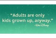 The Wonderful World of Disney / by Anna Dauffenbach