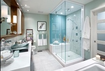 Dream bathrooms / by Fanny Rodriguez