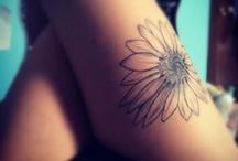 Tattoos.  / by Savanna Styers