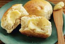 Breads and Such / Breads, Rolls, Things to do with bread / by Brittany Grawe