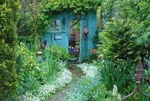 garden / by Retta Ritchie-Holbrook