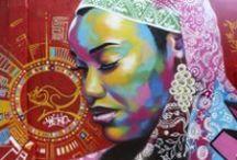 Street Art / by Retta Ritchie-Holbrook