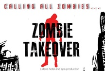 dana hotel zombie takeover / Zombies Takeover dana hotel and spa for 'ZOMBIE TAKEOVER'. http://www.youtube.com/watch?v=22fArWbHw1o&feature=plcp / by dana hotel and spa