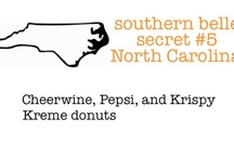 Everything's finer in North Carolina / by Laced with God's Grace