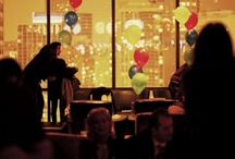 Parties and Events in Chicago / Whether you are planning a corporate event, product launch, holiday party or special event, dana hotel and spa can create a day or night that your guests won't soon forget. Celebrate atop the city at Vertigo Sky Lounge, our year-round indoor/outdoor rooftop lounge. / by dana hotel and spa