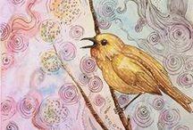 My Art / by Retta Ritchie-Holbrook
