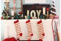 Christmas Crafts / Christmas Decor, Christmas Ideas, Christmas Crafts, Christmas gifts, gift wrap, and more! / by Linda {Craftaholics Anonymous®}