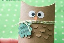 St. Patrick's Day  / St. Patrick's Day Crafts, food, decor, and more! / by Linda {Craftaholics Anonymous®}