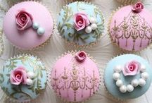 ★ F&D ★ Decorative / Cake, cookie, and candy decoration. / by Heather Reid