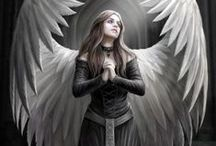 ★ Fantasy ★ Angels / by Heather Reid