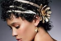 Accessorize your Hairdo / Hair Accessories . . . A quick, no fuss hairstyle change. / by Hairstyle-Blog.com