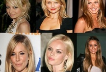 Celebrity Hairstyles / by Hairstyle-Blog.com
