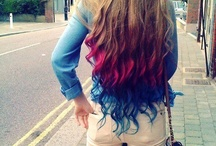 Hair Color Ideas  / Terrific group of hair color pictures / by Hairstyle-Blog.com