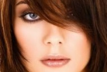 Hairstyles for Round Face / by Hairstyle-Blog.com
