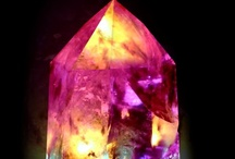 I Love ♥ Crystals / by Sophia Tara